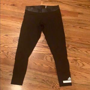 Adidas Stella McCartney leggings. Black